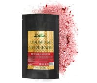 """Цветочная соль для ванн """"Волнующие цветы"""" с розой, геранью и гибискусом - 500 г"""