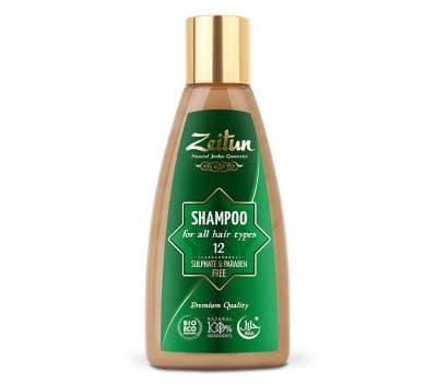 """Зейтун / """"ZEITUN"""" Алеппский шампунь №12 – для всех типов волос"""