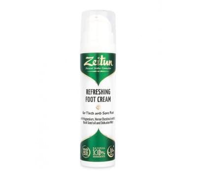 ZEITUN Освежающий крем для снятия усталости и тяжести в ногах