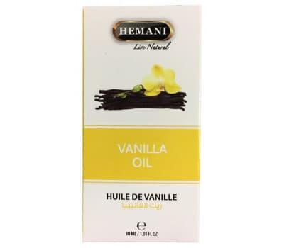 Масло Ванили Хемани / Vanilla Oil Hemani