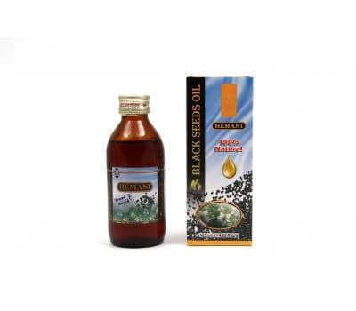 Масло черного тмина Хемани / Black Seed Oil Hemani