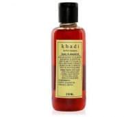 Шампунь Мед Миндальное Масло Кхади / Shampoo Honey Almond Oil Khadi - 210 гр (Для Сухих Волос)