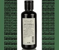 Шампунь Амла Брингарадж Кхади / Shampoo Amla Bringraj Khadi - 210 гр (Комплексное восстановление)