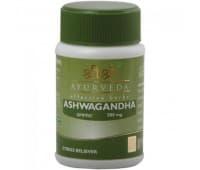 Ашвагандха Шри Шри Аюрведа / Ashvagandha Sri Sri Ayurveda - 60 таб (антистресс)