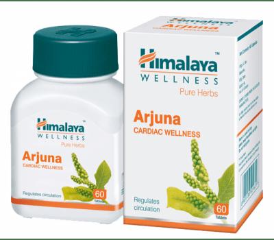 Арджуна Гималайя / Arjuna Himalaya - 60 таб (Для сердца)