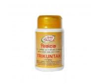 Трикунтак Шри Ганга / Trikuntak Shri Ganga - 100 таб (Почечный тоник)