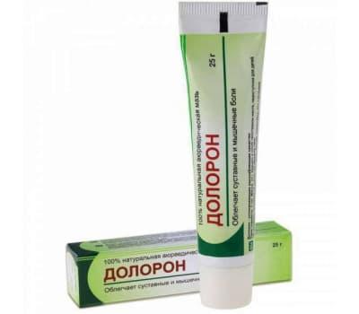 Долорон / Doloron - 25 гр (Расслабляющая мазь)