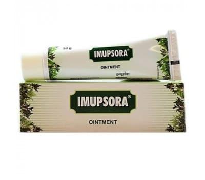 Имупсора Чарак / Imupsora Charak - 50 гр (Мазь от Псориаза)