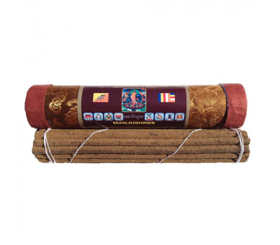 Бутанские благовония Манджушри / Bhutanese Incense Majushree - 100 гр