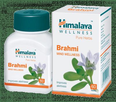 Брахми Гималайя / Brahmi Himalaya - 60 таб (Для мозга и памяти)