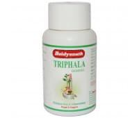 Трифала Гуггул Байдьянатх / Triphala Guggulu Baidyanath - 80 таб (Очищение)