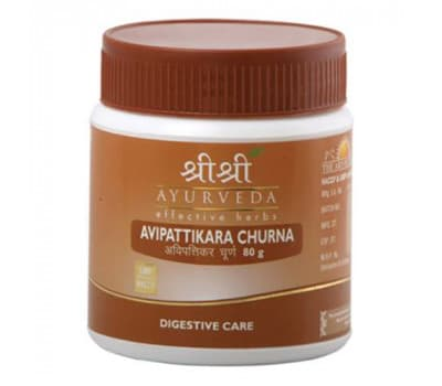 Авипаттикар Чурна Шри Шри Аюрведа / Avipattikara Churna Sri Sri Ayurveda - 80 гр (Для Пищеварения)