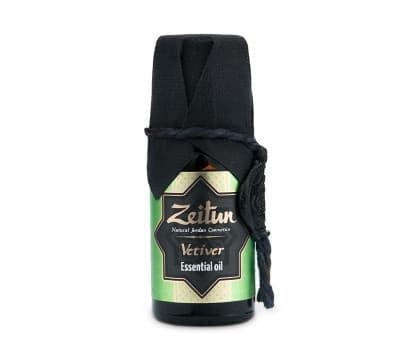 Эфирное масло Ветивер Zeitun