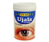 Уджала Вьяс / Ujala Vyas - 100 таб (Глазной тоник)