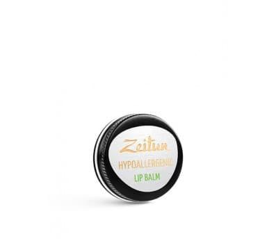 Гипоаллергенный бальзам для губ, с маслами ши и какао