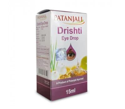 Дришти Патанджали / Drishti Patanjali - 15 мл (Глазные капли)