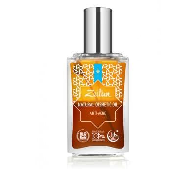 Косметическое масло №9 против акне, для проблемной кожи Zeitun