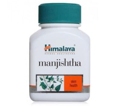 Манджиштха Гималайя / Manjishtha Himalaya - 60 таб (Очищение крови)