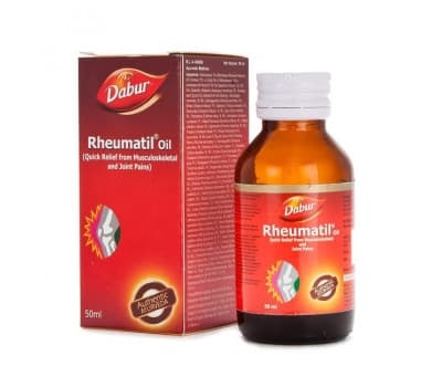 Масло Ревматил Дабур / Rheumatil Oil Dabur - 50 гр (Для Суставов)