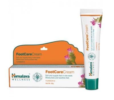 Крем для Ног Гималайя / Foot Care Cream Himalaya - 20 гр (Смягчающий)