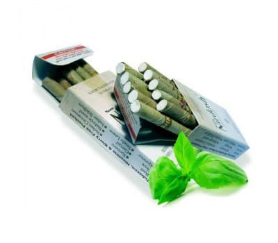 Нирдош - сигареты без табака, с фильтром