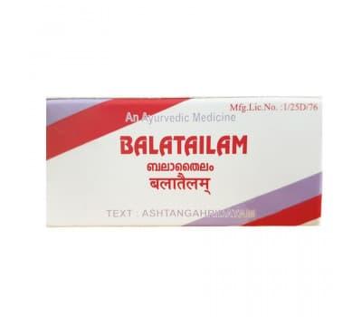 Масло Бала Тайлам Коттаккал / Bala Tailam Kottakkal - 10 мл (Общеукрепляющее)