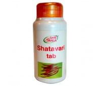 Шатавари Шри Ганга / Shatavari Shri Ganga - 120 таб (Для Женщин)