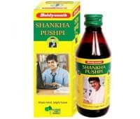 Сироп Шанкха Пушпи Байдьянатх / Syrup Shankhapushpi Baidyanath - 300 гр (Для Улучшения Памяти)