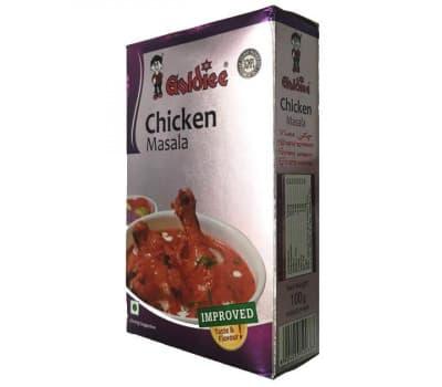 Куриная масала Голди / Chicken Masala Goldiee - 100 гр
