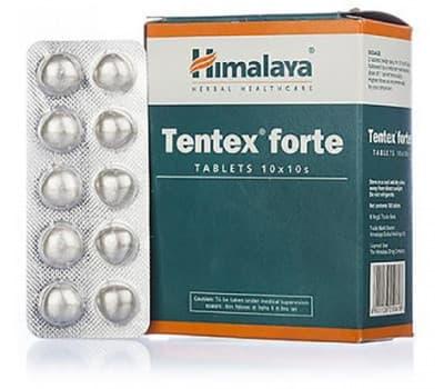 Тентекс Форте Гималайя / Tentex Forte Himalaya - 10 таб (Для Мужчин)