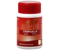 Трифала Шри Шри Аюрведа / Triphala Sri Sri Ayurveda - 60 таб (Очищение)
