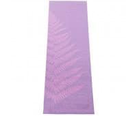 "Коврик для йоги ""Папоротник"" Devi Yoga, 4 мм"