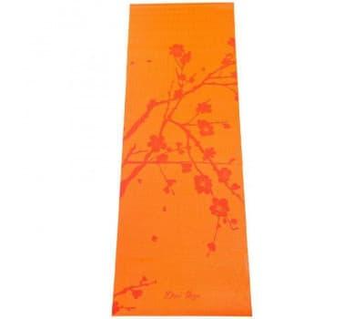 "Коврик для йоги ""Сакура"" Devi Yoga, 4 мм"