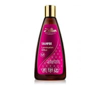 """Шампунь №10 """"Эффект ламинирования"""" для тонких и хрупких волос, 250 мл"""