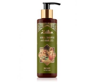 Фито-шампунь против выпадения волос