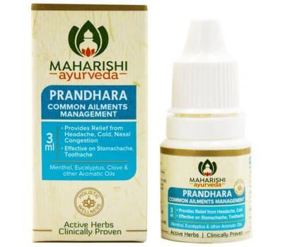 Капли Прандхара Махариши Аюрведа / Prandhara Maharishi Ayurveda - 3 мл (Общеукрепляющие)