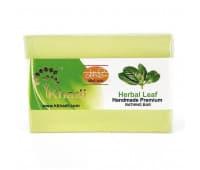 Мыло Травяное Кхади / Herbal Leaf Khadi - 125 гр