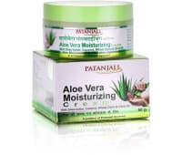 Крем Алоэ Вера Патанджали / Aloevera Moisturizing Cream - 50 гр (Увлажняющий)