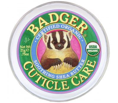 Органическое средство со смягчающим маслом ши для ухода за кутикулой, Badger Company