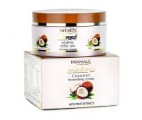 Крем Кокос Патанджали / Coconut Nourishing Cream Patanjali - 50 гр (Питательный)