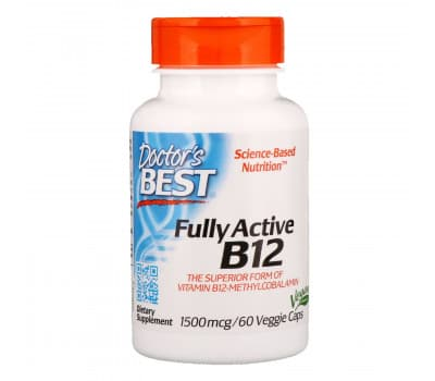 Витамин B12, Doctor's Best