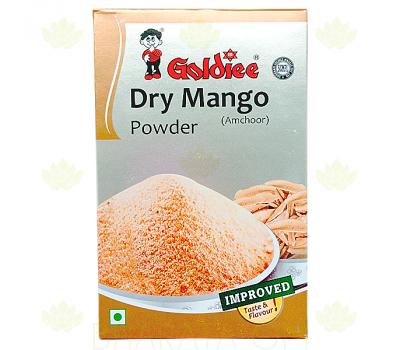 Молотый манго Голди / Dry Mango Goldiee - 100 гр