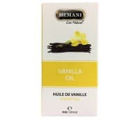 Масло Ванили Хемани / Vanilla Oil Hemani, 30 мл