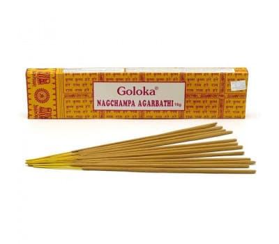 Благовония Нагчампа Агарбати Голока / Nagchampa Agarbathi Goloka по цене 95 руб