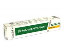 Дханвантарам Крем Коттаккал / Dhanwantaram cream Kottakkal - 25 мл (От Болей в суставах, Артрита)