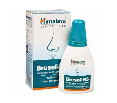 Бресол-НС Гималая / Bresol-NS Himalaya - 10 мл (Для носа)