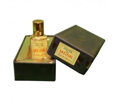 Парфюмерное масло Мускус / Natural Perfume Oil Musk, 10 мл
