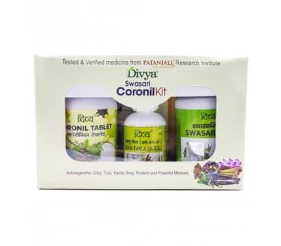 Комплекс Коронил Кит Дивья / Coronil Kit Divya (Набор для борьбы с коронавирусом)
