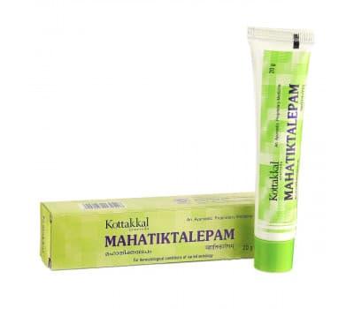 Мазь Mahatiktalepam/Махатикталепам(от акне,лечение кожи),20 г