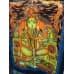 Панно ручной работы Ганеша (Разноцветный)